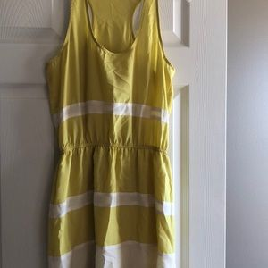 Collective Concepts Dress with Racer back